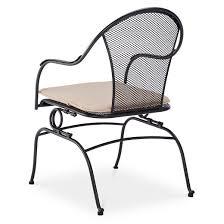hamlake 4 piece wrought iron patio motion dining chair set target