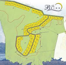 site map the brink eco estate garden route investment