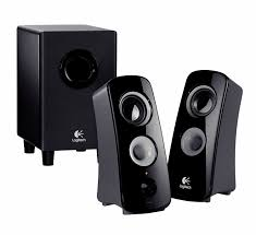 logitech 980 000356 2 1 speaker system amazon co uk computers