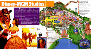 Map Of Hollywood Studios Hollywood Studios U2026then U0026 Now Blogging Disney