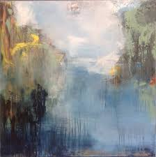 best painting saatchi art rain forest featured best of june 2017 painting