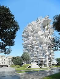 sou fujimoto u0027s tree inspired apartment building architecture