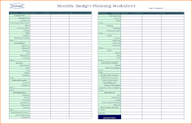 Link Budget Spreadsheet by 7 Monthly Budget Plan Memo Templates