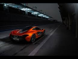 orange mclaren rear 2013 mclaren p1 at bahrain rear angle static inside wallpapers
