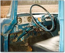 dodge truck dash 1958 dodge d100 restoration