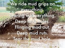 6 Door Ford Truck Mudding - poetry anthology by dakota robbins