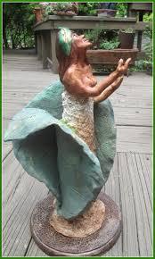 spirit halloween roanoke va healing woman blooming spirit crackle glaze