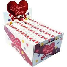 heart candy sayings valentines x heart candy w assorted sayings 24pc