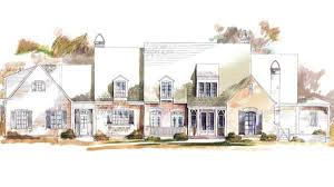 Southern Living House Plans With Pictures Whitfield Ii Hector Eduardo Contreras Southern Living House Plans
