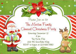Blank Invitation Cards Holiday Invitation Cards