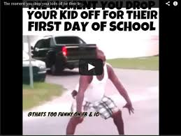 First Day Of School Funny Memes - video meme archives page 382 of 455 that s too funny