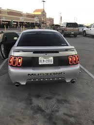 Mustang Led Rear Turn Signal Bulbs 94 09 All Free Shipping