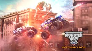 monster truck show video monster jam battlegrounds game ps3 playstation