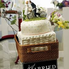 bicycle cake topper a above bicycle bike cake topper couplesoncakes
