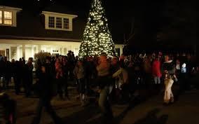 the singing christmas tree christmas lights decoration