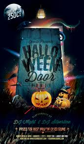 best halloween flyers and posters envato forums