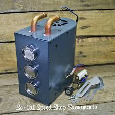 1952 Ford Truck Vintage Air - rat rod heater vintage car u0026 truck parts ebay