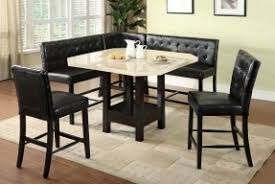 Cozy Height Of Banquette Seating Counter Height Table With Bench Seating Foter