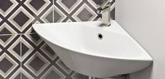 Corner Sinks For Bathrooms Corner Basins Buying Guide Victoriaplum Com