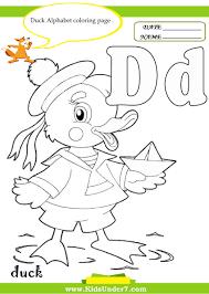 preschool letter d worksheets worksheets