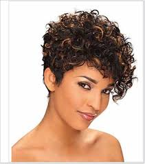short naturally curly hairstyles images 2017