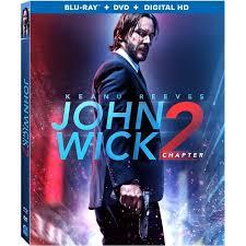 john wick chapter 2 blu ray dvd walmart com