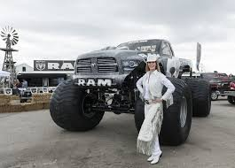 texas monster truck show monster truck cowgirl texas free photo on pixabay
