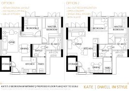 my 2 bedroom apartment design plan options kate