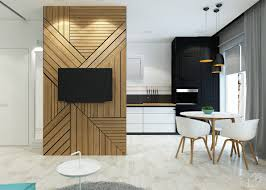 Kitchen Partition Wall Designs Tiny Apartment Accent Wall Wall Decals Pinterest Tiny