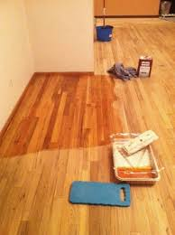 how to stain a hardwood floor in 5 steps dengarden