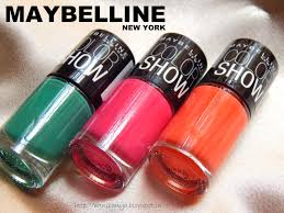 maybelline new york color show nail polishes 212 hooked on pink