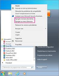 application bureau windows 7 je ne trouve pas les applications office dans windows 10 windows 8