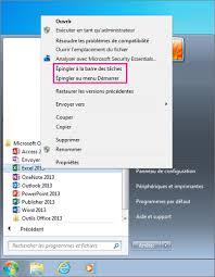 application bureau windows 7 je ne trouve pas les applications office dans windows 10 windows 8