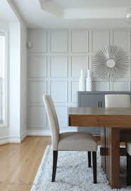 dining room trim ideas modern dining room moulding ideas grey cosco wood ladder back