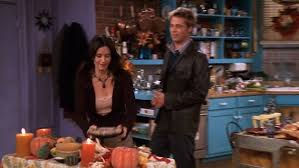 relive the friends continuity error from brad pitt s thanksgiving