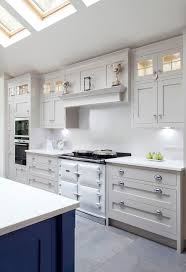 best 25 painted kitchen island ideas on pinterest painted white kitchen with blue kitchen island and kitchen cabinets painted in farrow ball s elephant s breath