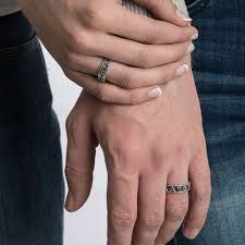 mo anam cara matching silver mo anam cara rings meaning my soulmate in