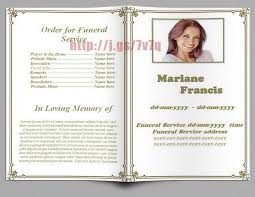 template for a funeral program formal memorial programs template funeral program templates for