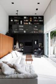 Loft Home Decor What A View A Super Cozy Industrial Style Industrial Design