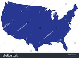 Image Of Usa Map by Usa Map Vectorunited States America Map Stock Vector 373727104