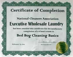 Bed Bug Cleaning Services Bed Bug Removal Executive Laundry Ny