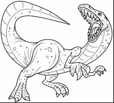 good long neck dinosaur coloring pages printable with scary