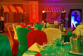 christmas themed events and dinners from bright vision events