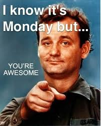 Monday Work Meme - happy monday mondays