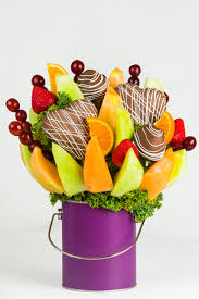 fruit arrangment painted fruit arrangement fruit florals