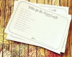 wedding wishes guest book 4x6 heavy duty wedding guest book cards black and white