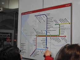 rotterdam netherlands metro map metro map picture of rotterdam centraal station rotterdam