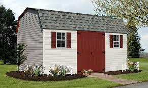 Barn Sheds Dutch Barn Storage Sheds Best In Backyards