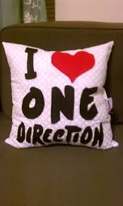 one direction pillow 1d got that one thing u003c3 pinterest