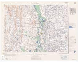 Hyderabad Map File Map India And Pakistan 1 250 000 Tile Ng 42 10 Hyderabad Jpg